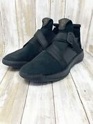 Adidas Mens James Harden Ls 2 Buckle Basketball Sneakers Black Size 12