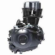 Zy125 Complete Motorcycle Engine Efi Sinnis Rsx 125 Zs125-80 17-19