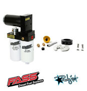 Fass 220 Gph Fuel Lift Pump And Sump For 2017-2019 Chevy/gmc 6.6l Duramax Diesel