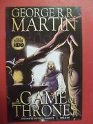 George R. R. Martin A Game Of Thrones 8 9.4 Or Better Dynamite Comics 2012