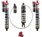 Elka Legacy 3 Front And Rear Shocks + Long Travel Linkage Suspension Yfz450 06+