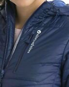 Vineyard Vines Womenand039s Mountain Weekend Insulated Navy Jacket Size Xs Rt 248