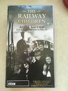 Rare Vhs The Railway Children 1968 Tv Series In Black And White Double Tape.andnbsp