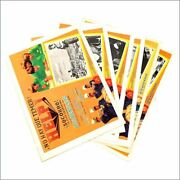 The Beatles 1965 Collection Of Seven Help Promotional Lobby Cards Mexico