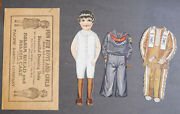 1940and039s Holsum Bread Dressing Dolls Indian Navy