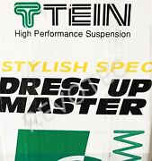 Tein S. Tech Lowering Springs For 95-04 Chevy Cavalier Coupe 2.4l 1.7/1.5