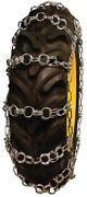 Double Ring Pattern 9.5-36 Tractor Tire Chains - Nw744-3cr