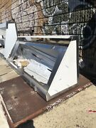 """Commercial Stainless Steel Kitchen Food Truck Low End Exhaust Hood 72""""x 36"""