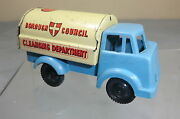 Wells Brimtoy Pocket Toy's Model No.5xx Road Cleansing Lorry