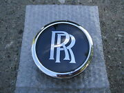 Rolls Royce Oem Factory100 New Rr Self-leveling Center Cap Fit Most 36136882184