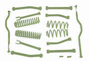 Fits Jeep Wrangler Jk Locas Green Suspension Lift Kits  Made In Usa J0045746