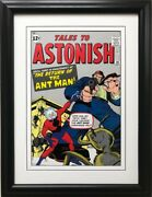 Marvel Tales To Astonish Return Of The Ant Man 135 Framed Comic Book Poster