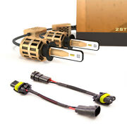 Morimoto 880 2stroke 2.0 Led Fog Low High Beams 5700k 2440 Lumens With Adapters