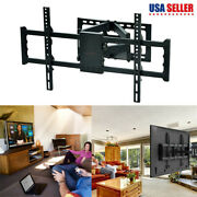 Jumbo Full Motion Tv Wall Mount Double Articulating Arm For 30-85 Tv To 700x400