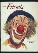 Mickey Mantle Friends Magazine August 1953 Article And Photos Yankees