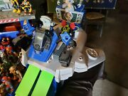 Christmas Gifts Mixed Lot Rescue Heroes 6 Action Figures W/accessories1999-200