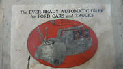 Model T Ford Accessory Ever-ready Automatic Oiler Mt-3563