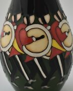 Moorcroft Pottery Vase - 12 Drummers Drumming By Kerry Goodwin Christmas