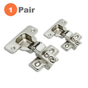 Compact Cabinet Door Hinge Self Close Concealed Euro Hinge Face Frame H-quality