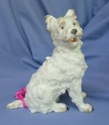 1930 Cairn Norwich West Highland Terrier Rosenthal Germany Dog 7