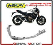 Exhaust Syste App Arrow Nich Coll Racing Pro Race Tailpi Steel Honda Cb650r 2019