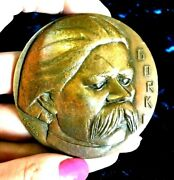 Maxim Gorky Father Of National French Hero Jewish General With 50 Awards Medal