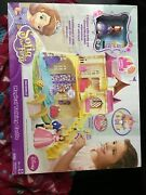 Disney Sofia The First Magical Talking Castle Playset Lot