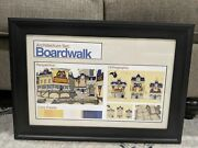 Bioshock - Boardwalk Print And Certificate Of Authenticity