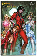 Grimm Fairy Tales Halloween Special 2, Nm, Limited To 250, More Gft In Store