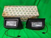 Genuine Land Rover Discovery 1 19891998 Auxiliary Lamp Kit Stc8468 Stc7360