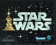 Vintage Kenner Star Wars 3.75 Figure Vehicles And Playsets Instruction Manuals
