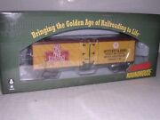 Roundhouse 85586 Wescott And Winks 40and039 Wood Side Reefer 1056 H.o.scale