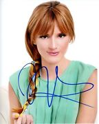 Bella Thorne Signed Autographed 8x10 Photo