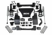 Bds 4 Lift Kit With Fox 2.0 Series Shocks For 2019-2020 Silverado And Sierra 1500