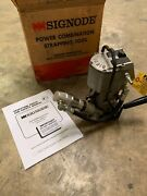 New Signode Alp-12 1/2andrdquo Pneumatic Banding Tool For Steels Strappingandnbsp
