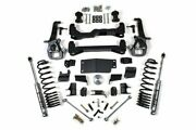 Bds 4 Lift Kit With Nx2 Shocks For 2019 Ram 1500 4wd With Standard Knuckles