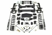 Bds 6 Lift Kit With Nx2 Shocks For 2019 Ram 1500 4wd With Standard Knuckles