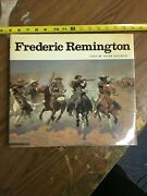Frederic Remington Art Book - Text By Peter Hassrick - 210 Pages