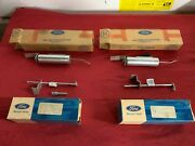 Nos 71-73 Ford Mustang / Cougar Automatic Seat Belt Release Solenoids / Linkage