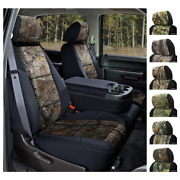 Seat Covers Realtree Camo For Toyota Land Cruiser Coverking Custom Fit