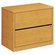 Hon 2drawer Lateral File Cabinet 36 By 20 By 291/2inch Harvest