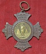 1940's United States Army Medal - Our Father's Prayer - Nice