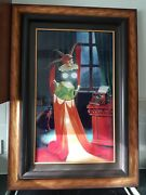 Michael Cheval Inspiration Signed Limited Edition Print