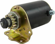Starter 14 Tooth Riding Mower With Briggs And Stratton 31r977 31p777 31h707 Engine