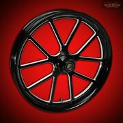 Ftd Customs Fat Front Wheel And Tire Kit Matrix 180mm Fat Front Tire And Wheel