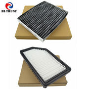 Engine And Cabin Air Filter 28113-1r100 97133-b2000 For Kia Soul L4 1.6 2.0