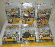 10235 Phat Mojo Disney Duck Tales 6 Figures, 2 Playsets, 1 Dvd And 1 Figure Pack