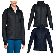 Under Armour Ladies Coldgear Infrared Storm Elements Jacket Cgi Insulated Warm