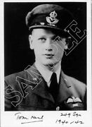 Set 50 Raf Wwii Ww2 Bob Battle Of Britain Crew Hand Signed Photos
