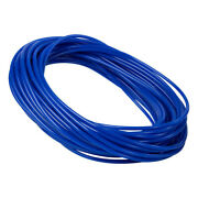 Hard Sever-temperature Blue Chemical Tube Inner Dia 7/8 Outer Dia 31/32 - 25ft